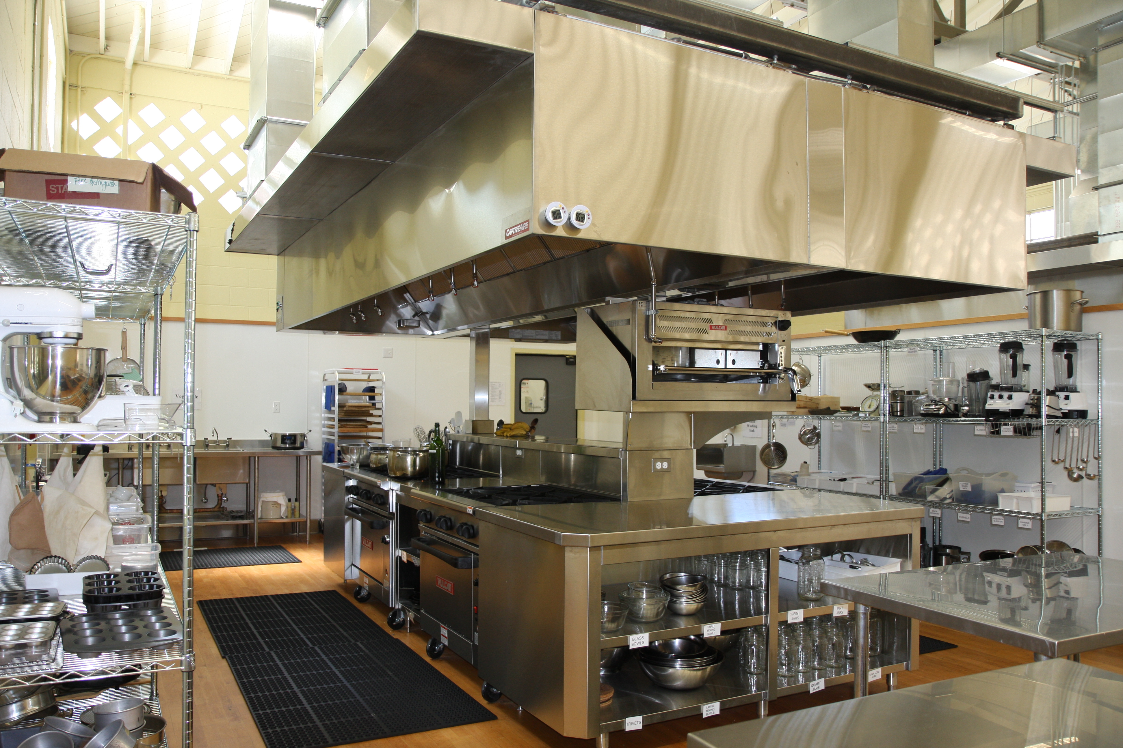 Delightful ... State Of The Art Kitchens. Visit The Bauman College Official Website To  Learn About All Of Our Wonderful Locations.
