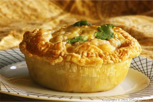 Creamy Vegetable Pot Pie Filling | Bauman College